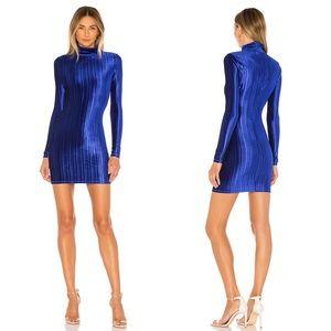 NBD Eunice Mini Dress in Princess Blue SIZE XS